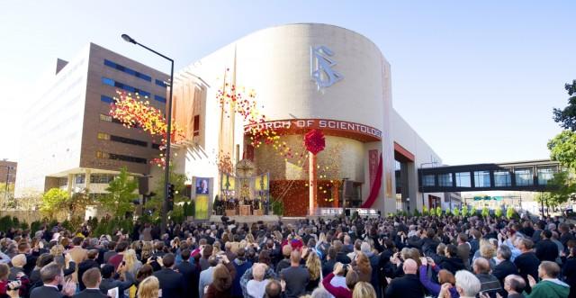 scientology church st paul
