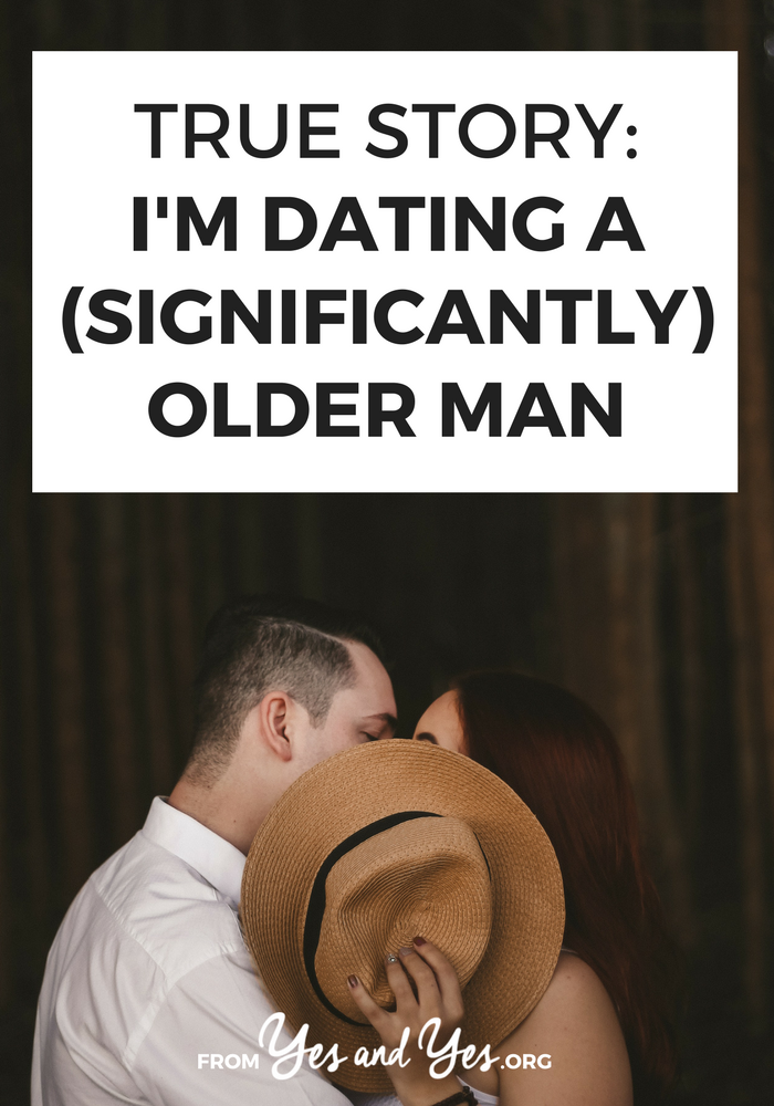 Reasons why dating an older man is awesome
