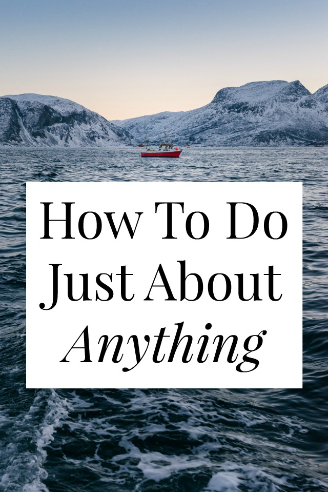 You love to-do lists and productivity tips and getting ish done! Then this post is for you. Click through and apply these tips to do anything!