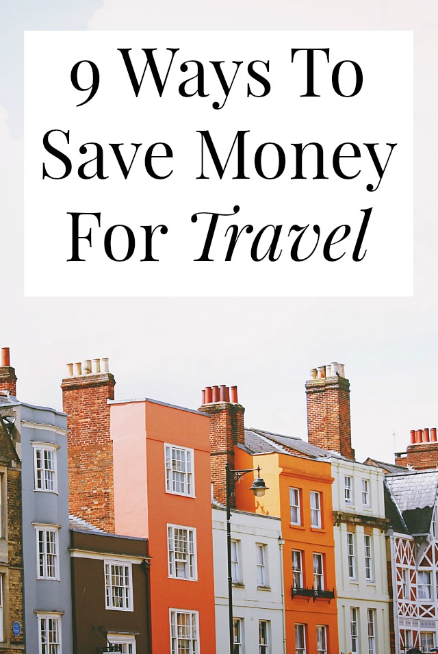 Trying to save some travel money? Socking away $$ for your big trip? I saved enough on a teacher's salary to travel for 10 months! Here's how >> yesandyes.org