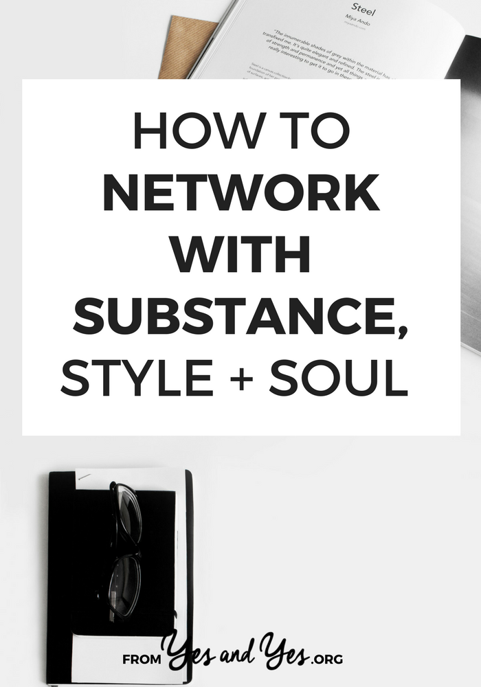 Want to know how to network but don't want to sell your soul or schmooze?  These networking tips work for introverts and the more ethical and authentic among us! Click through and start networking today!