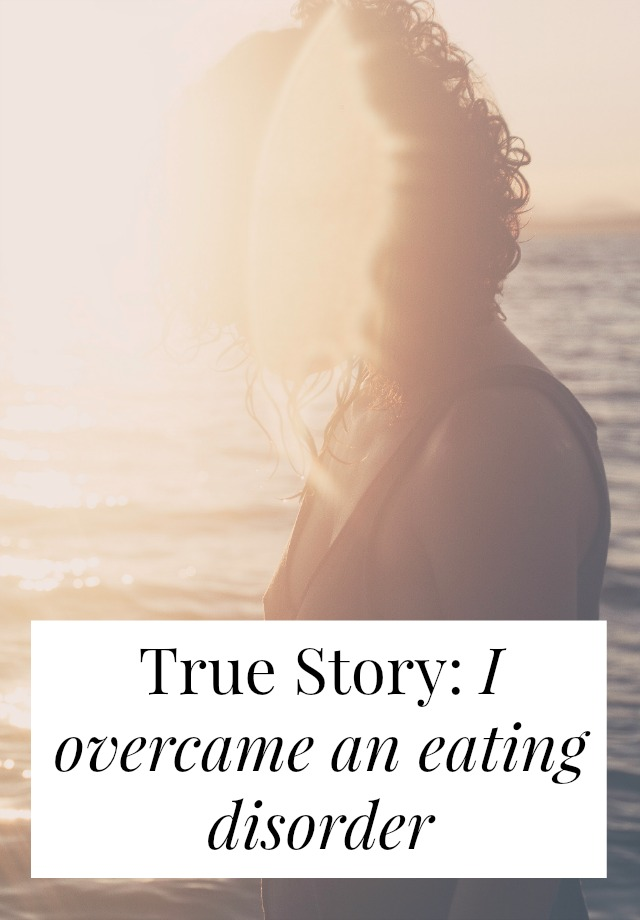 Is it possible to overcome an eating disorder? With the right treatment, yes. Here's one woman's story of how she cured her eating disorder >> yesandyes.org