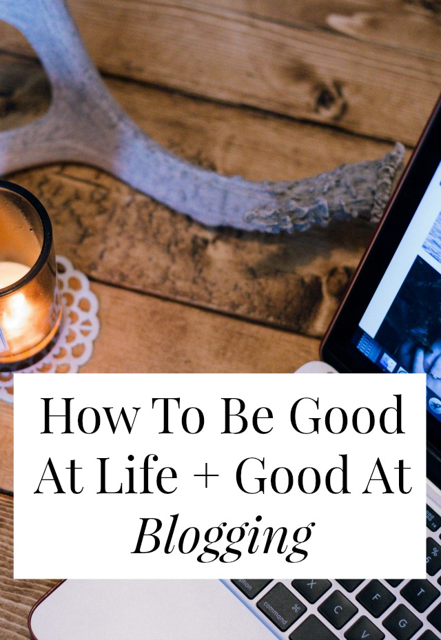 Many of the best blogging tips out there could also be life tips - or vice versa! If you're already a good friend, a reliable employee, or just a decent adult, you can be good at blogging. Click through to find out how >> yesandyes.org
