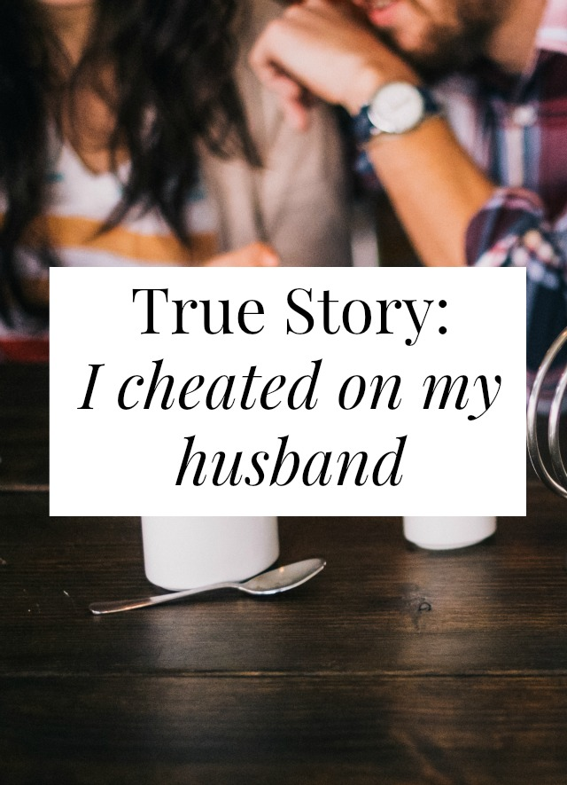 Cheating on hubby
