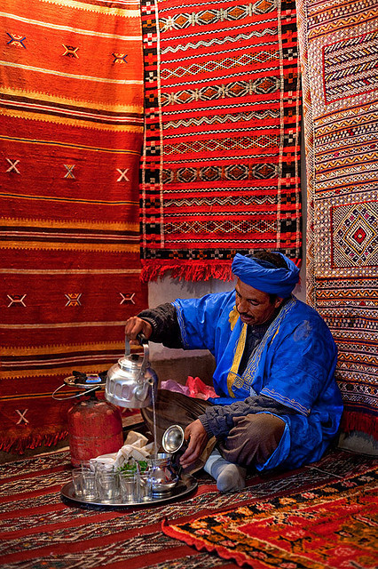 cultural tips for morocco