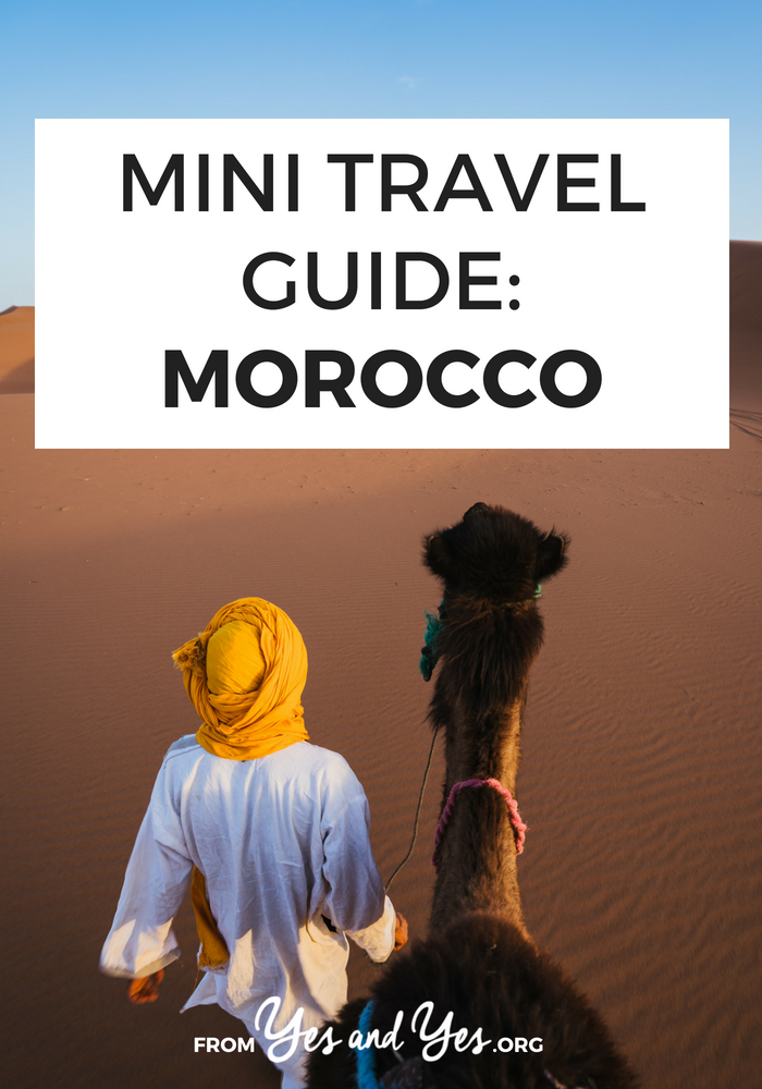 Looking for a travel guide to Morocco? Click through for from-a-local Morocco travel tips on what to do, where to go, what to eat, Moroccan cultural tips, and cheap travel advice!