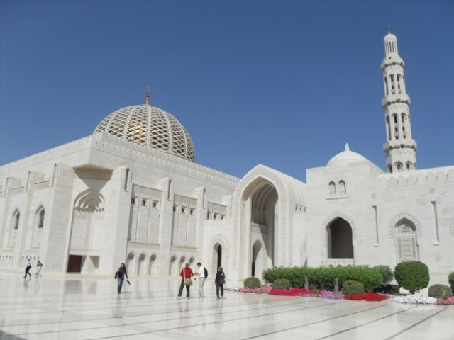 cultural tips for traveling in Oman
