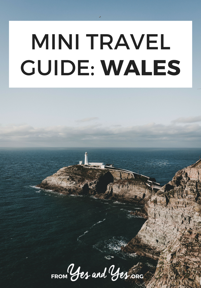 Looking for a travel guide to Wales? Click through for Wales travel tips from a local - where to go, what to do, what to eat, and how to do it all cheaply!