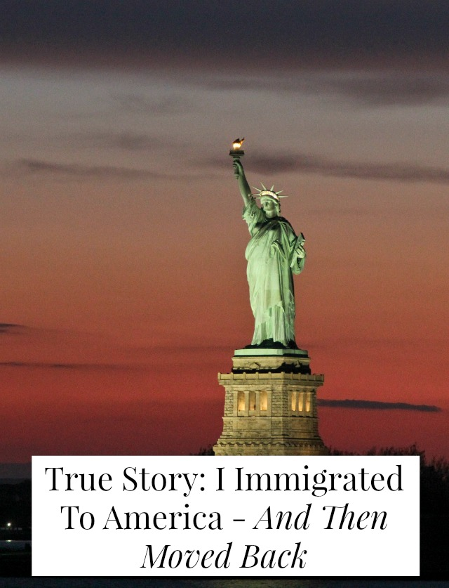 What it's like to immigrate to America then move back home? Pollyanna shares her immigration story