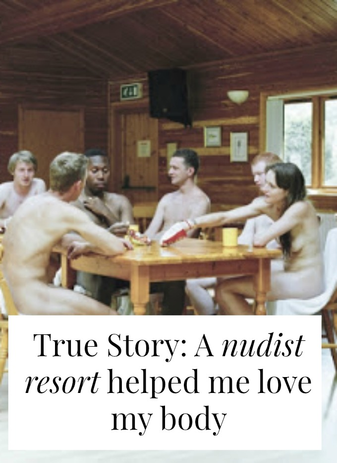 How a nudist resort can help with self-love and body image