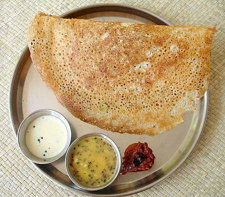 things you must eat while in South India