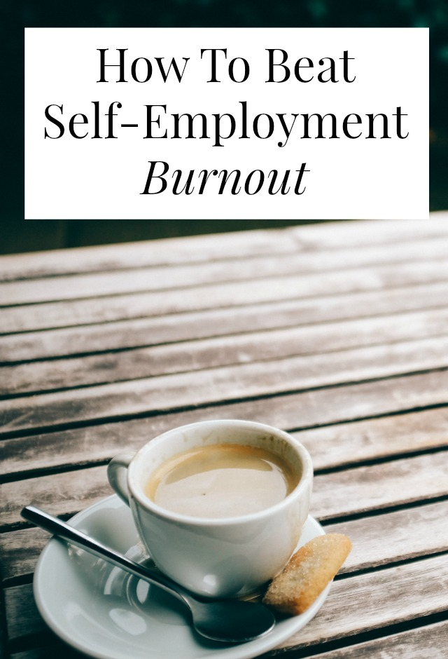Are you suffering from self-employment burnout? If you have to ask, you probably are. Click through for burnout beating tips from a seasoned entrepreneur >> yesandyes.org