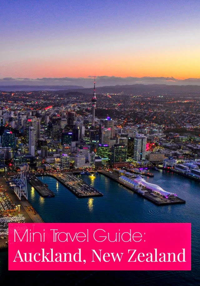 auckland travel tips mini travel guide to Auckland