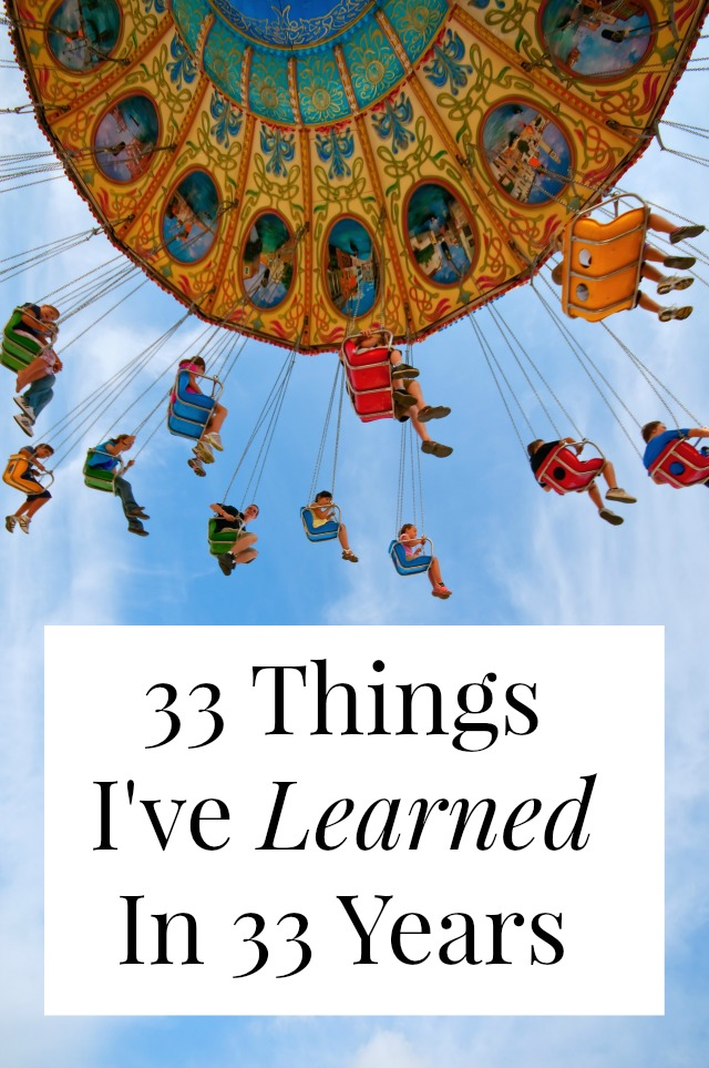All the life advice and happiness tips learned from 33 years of life, 18 years of school, and 35 countries of travel. Click through and learn from my mistakes!