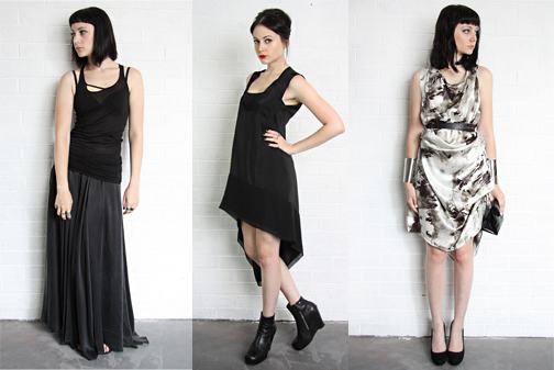 What Would A Minimalist Vintage Lover Goth Wear
