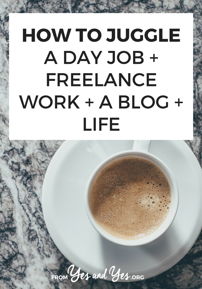 Looking for freelancing tips? Or side hustle advice? The truth is: it's hard to do it all and there isn't really a magic solution. But these self-employment tips will help! Click through to learn 9 ways to make working for yourself easier