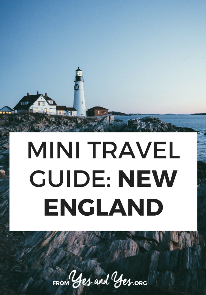 Looking for a travel guide to New England? Click through for New England travel tips from a local - what to do, where to go, what to eat, and how to do it all cheaply!