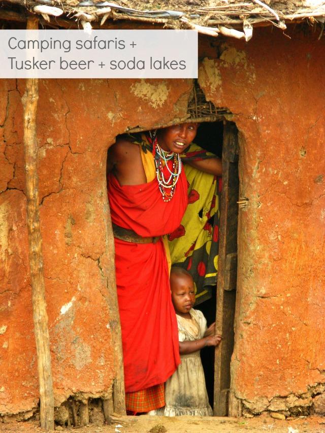 Mini travel guide to Kenya