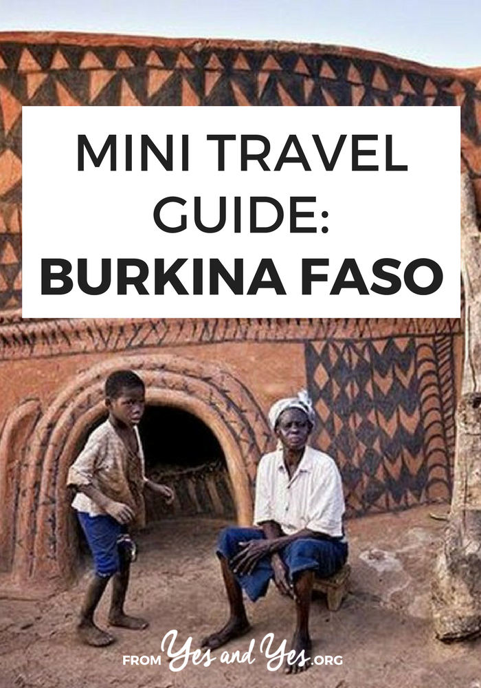 Looking for a travel guide to Burkina Faso? Click through for a local's best Burkina Faso travel tips - what to do, where to go, and how to do it all cheaply, safely, and respectfully!