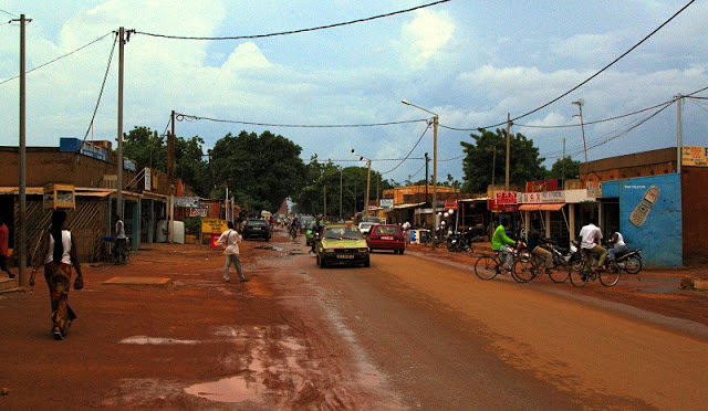Must go in Burkina Faso