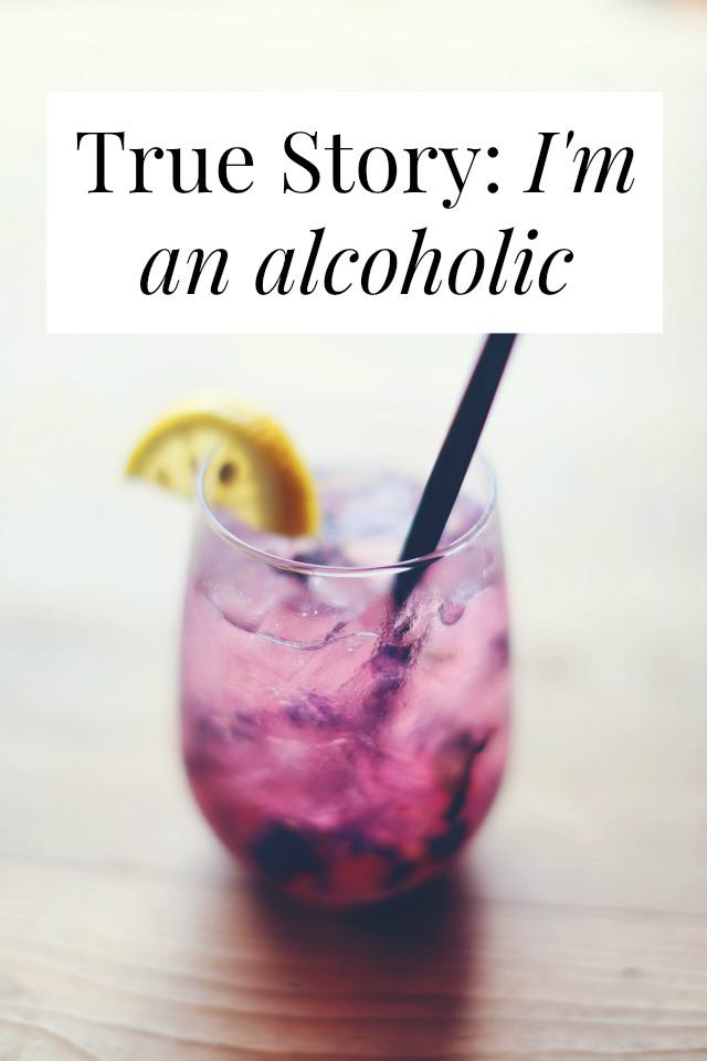 am i an alcoholic