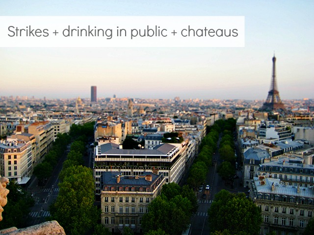 mini travel guide to france