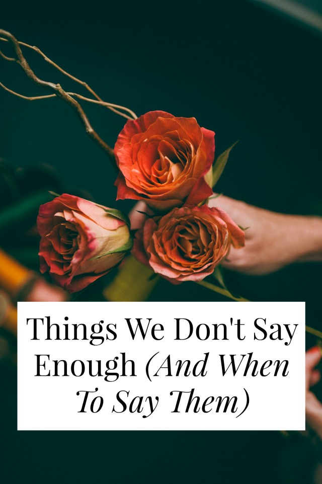 Almost any friendship or relationship would be strengthened and improved by saying one of these four things. Click through and become a better, sweeter partner and friend >> yesandyes.org