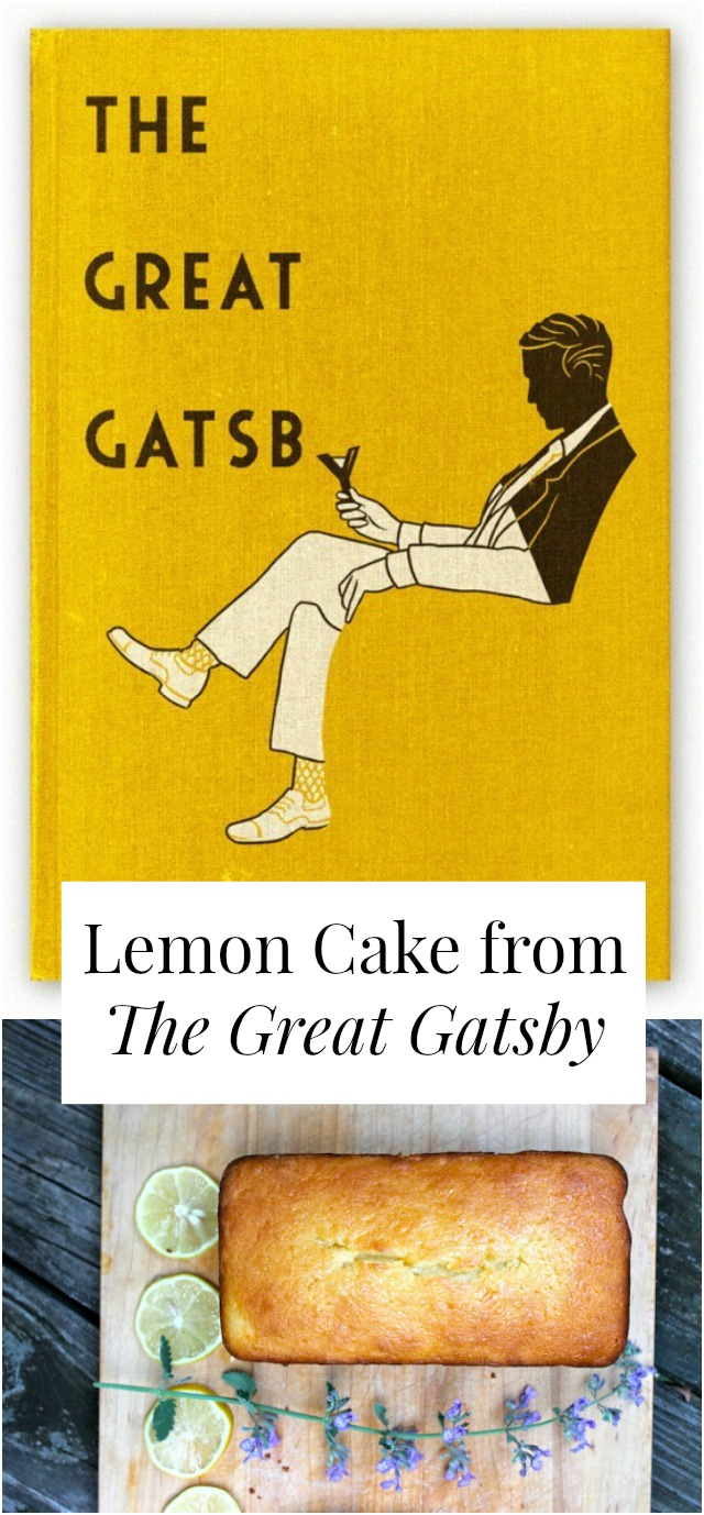 recipe the great gatsby