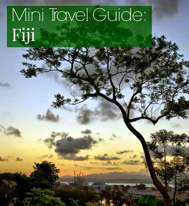 travel guide fiji
