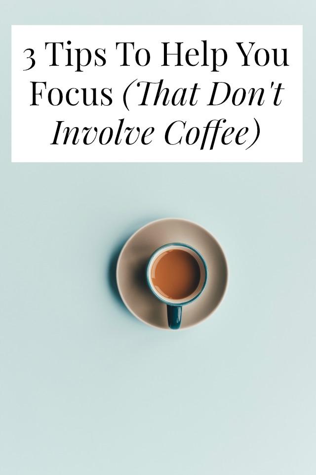 focus tricks