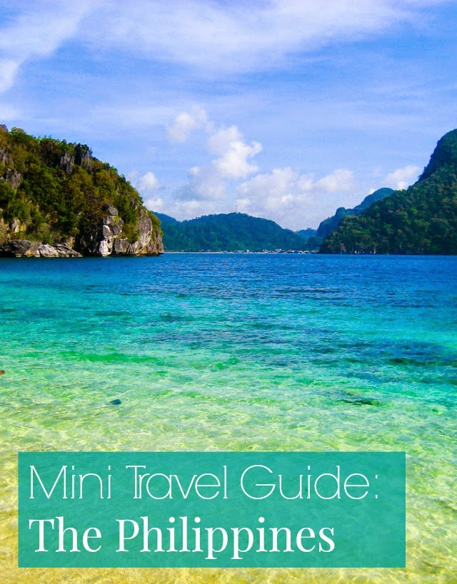 travel guide phillipines