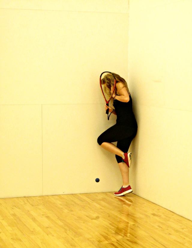 34 New Things: Try Racquetball