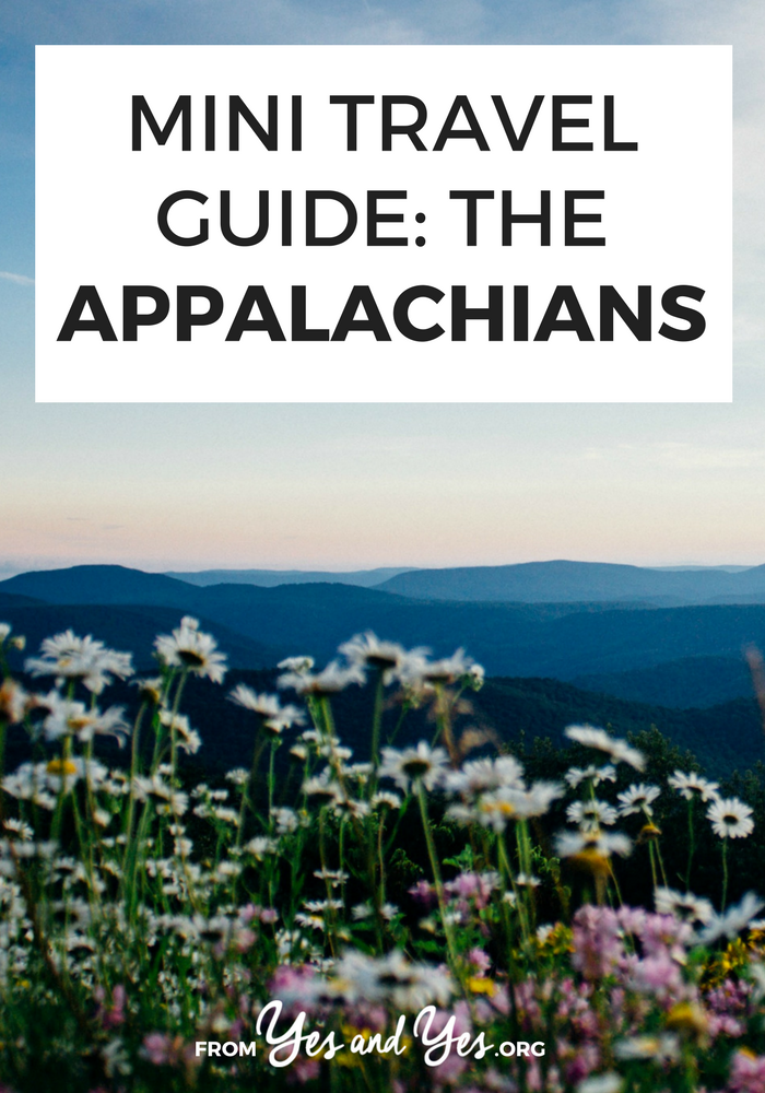 Looking for a travel guide to The Appalachian region? Appalachia is one of the most beautiful, affordable, overlooked areas of the U.S. I brought in a local to share her best Appalachian travel tips - what to do, where to go, and how to do it all cheaply, safely, and respectfully!