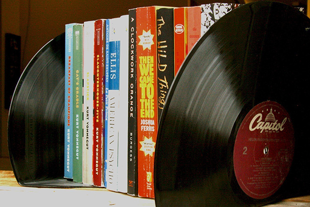 Vinyl Record Book Cover Diy : Thrift store diys you should try today
