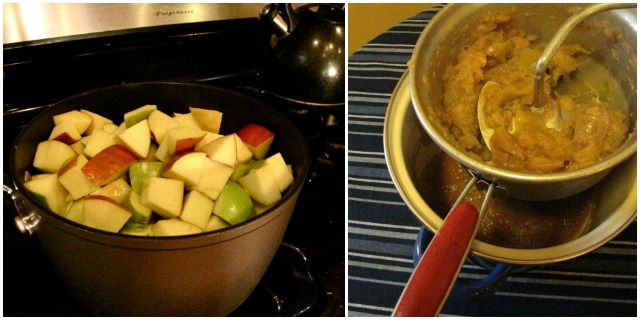 Looking for a Wuthering Heights recipe to impress your book club? Click through for a spiced applesauce recipe that everyone will love!