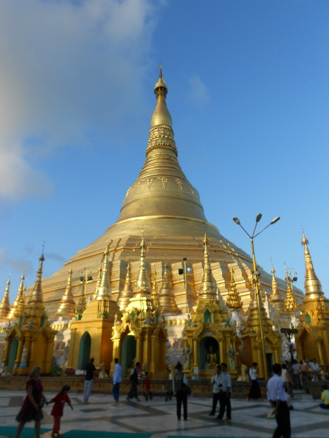 Travel on the cheap in Myanmar