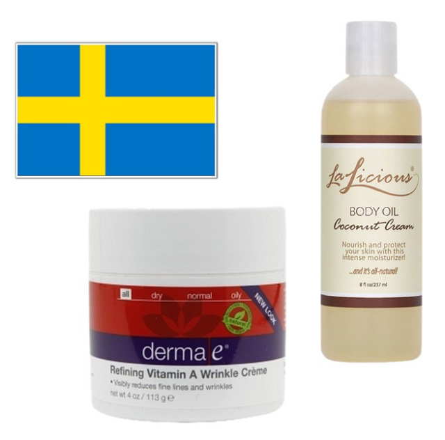 Wondering about Swedish beauty routines or breakfasts? Which beauty product Swedish women use? Click through for one Swedes recommendations!