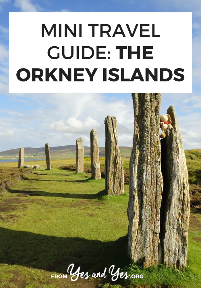 Looking for a travel guide to Scotland's Orkney Islands? Click through for travel tips on where to go, what to do, and how to do it all cheaply!