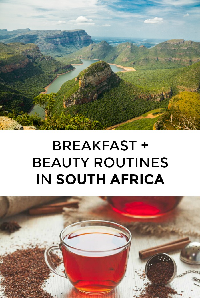 Wondering about the beauty products that South African women use? What's the best South African breakfast? Click through for South Africa beauty tips from a local!