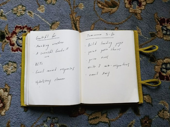 Looking for gratitude journal ideas? Or productivity tips? What if your gratitude and productivity were intertwined? It's possible! Click through to find out how!