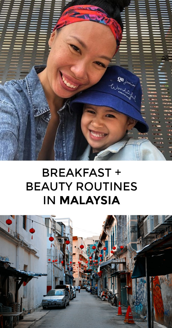 Wondering what Malaysian beauty products women swear by? What's the best breakfast in Malaysia? Click through for Malaysian beauty tips from a local!