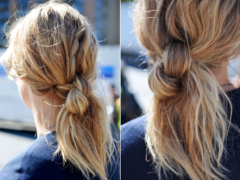 7 Insanely Easy Hairstyles Even The Laziest Of Us Can Do