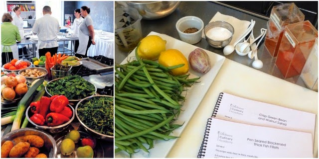 Culinary camp for adults