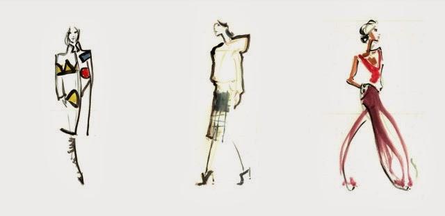 True Story: I'm A Fashion Illustrator -