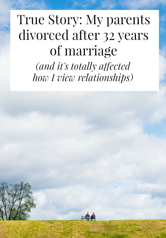 Telling adult children you are dating after divorce