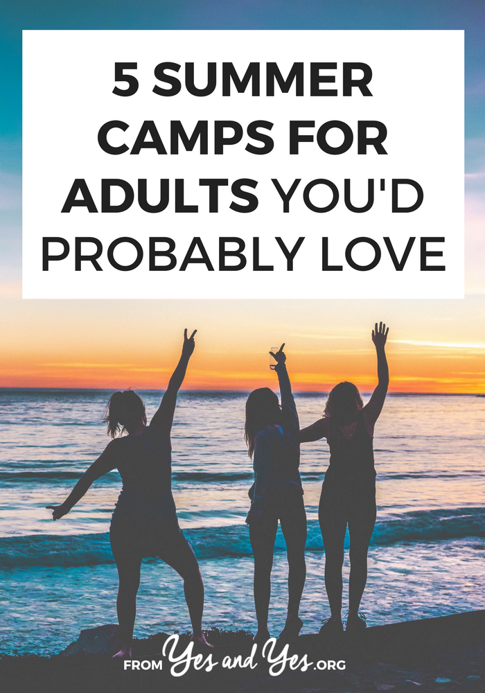 Looking for summer camps for adults? You're in the right place! Whether you want to travel solo or you're just looking for fun travel ideas, adult summer camps and retreats can be tons of fun!