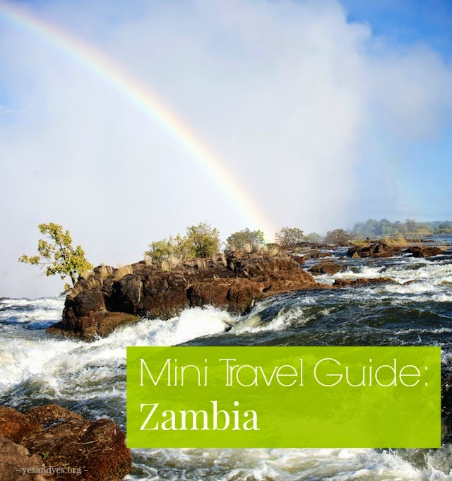 travel guide for Zambia