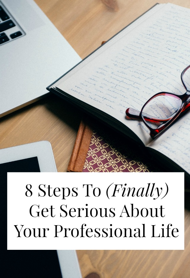 Simple, non-intimidating career tips and professional advice you can use, starting today. Click through for 8 ways to make your work life better, easier, and more successful! >> yesandyes.org