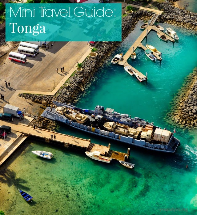 travel tips Tonga