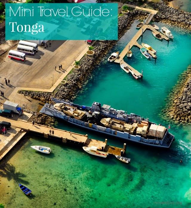 travel tips Tonga